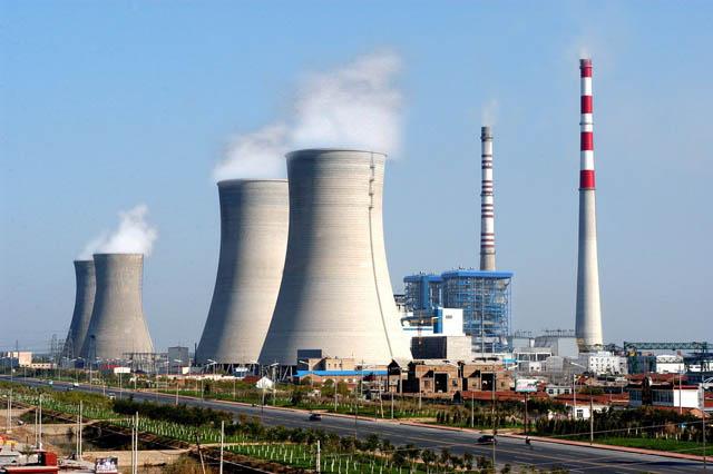 内蒙古上都电厂安装工程